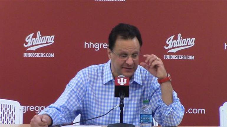 Tom Crean discusses IU's triple-overtime victory vs. Penn ...