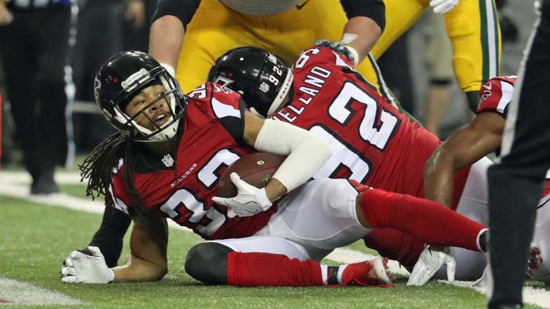 NFL hits Falcons' Jalen Collins with 10-game ban for second PED violation