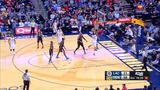 Nuggets dominate a battered Clips team