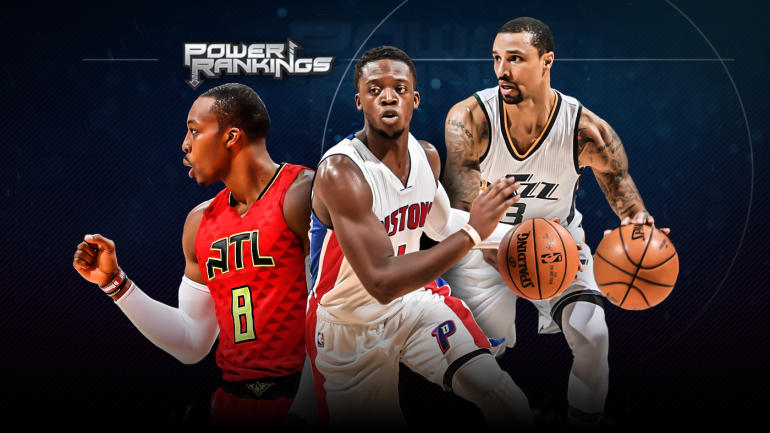 NBA Power Rankings: Jazz, Hawks making their moves as the dog days get underway