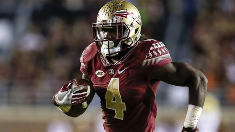 Colts Select FSU Running Back Dalvin Cook in Todd McShay's Mock ...