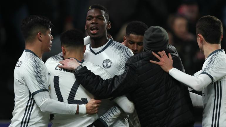 Hull City vs. Manchester United score, highlights: Red Devils advance to cup final