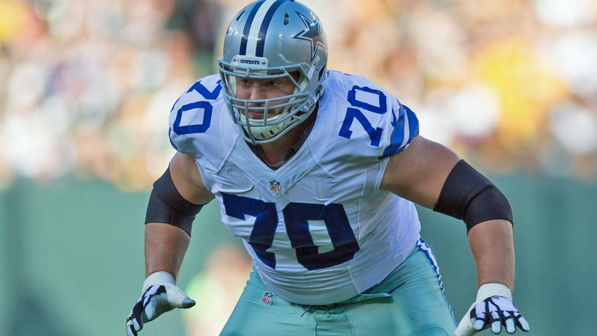 best loved 4f184 3e5c7 Zack Martin not participating in Cowboys OTAs while he ...