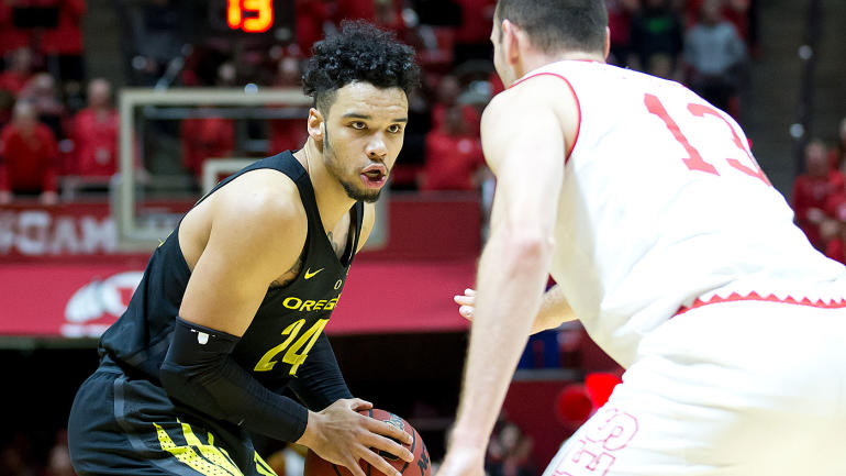 WATCH: Oregon's Dillon Brooks overtaken by spirits ...
