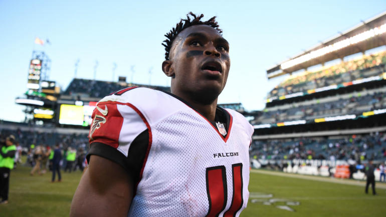 Julio Jones Trade Made Falcons Great But Staying Put Couldve Turned Out Even Better