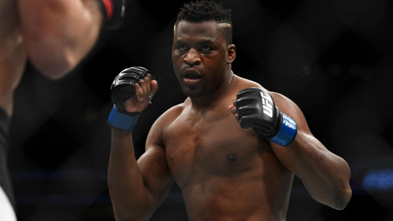 UFC on Fox results: Ngannou continues to show why he's a threat at heavyweight
