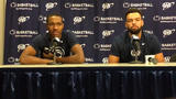 Penn State PG Tony Carr talks adjusting during the season