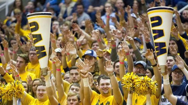 WVU Skyrockets Back Up National Polls - CBSSports.com