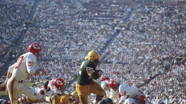 on sale 8ed87 045a0 1966 Packers ranked among 10 best all-time Super Bowl teams