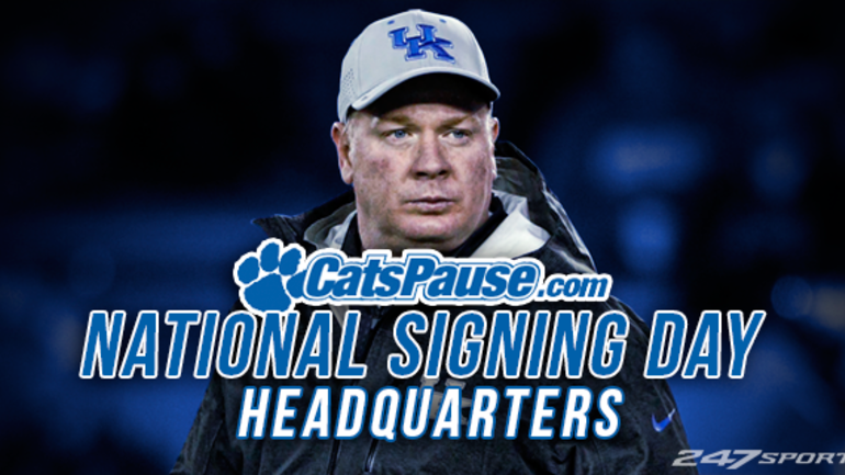 The Cats' Pause National Signing Day Headquarters - CBSSports.com