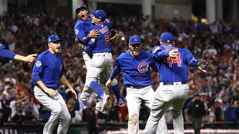 2017 World Series odds: Oddsmakers like Cubs, Red Sox as MLB favorites