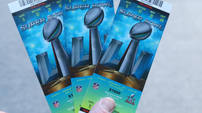 Super Bowl Ticket Prices 2018