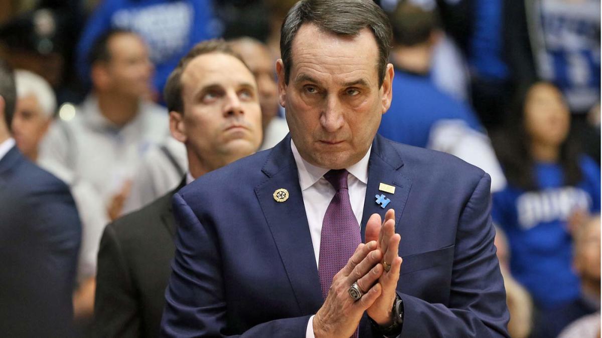 Duke's Coach K uses bitmoji's to communicate with players