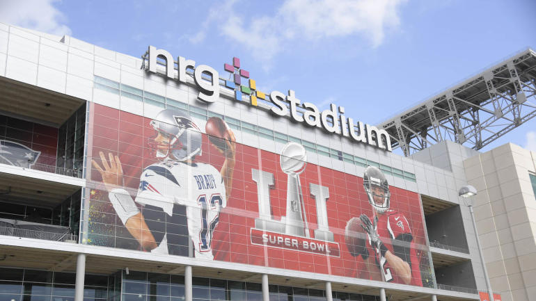 2017 Super Bowl: Houston weather means stadium roof closed for ...