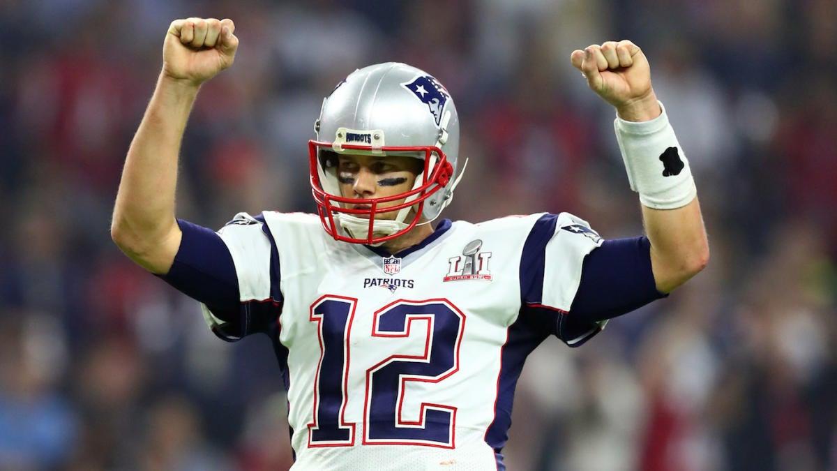 Tom Brady In Super Bowl 2019 Quarterback S History Rings Won Loss Record Mvps On The Big Stage Cbssports Com