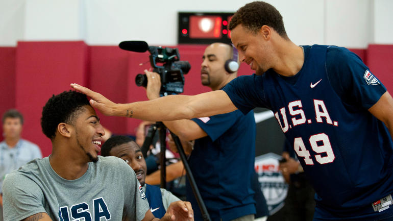Warriors' Stephen Curry says he plans to play for Team USA ...
