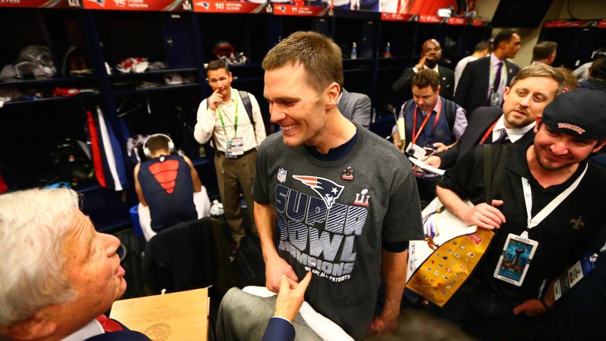 Tom Brady on missing Super Bowl jersey: 'If it ends up on eBay ...