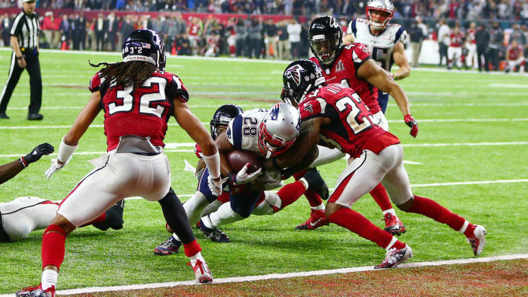 Yes, the NFL reviewed James White's Super Bowl-ending TD ...