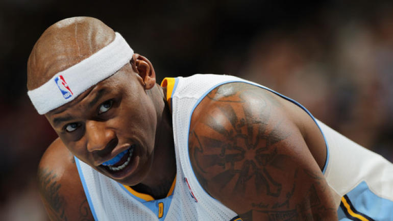 Q&A: Al Harrington opens up on Pacers regret, Melo, Karl ...