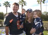 Tony Romo's wife shares exciting news