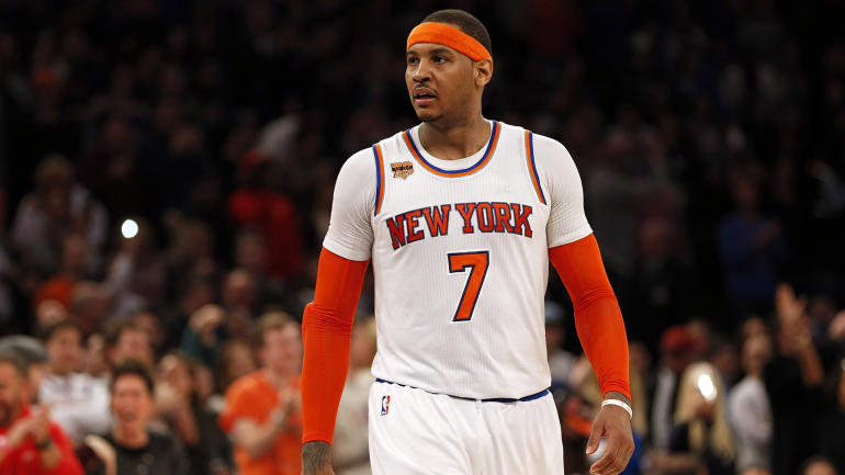 Latest NBA trade rumors: Melo staying with Knicks, Wizards look to bolster bench