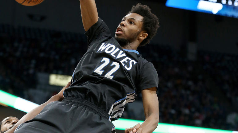 NBA DFS: Andrew Wiggins and top picks for April 15 DraftKings, FanDuel daily fantasy basketball lineups