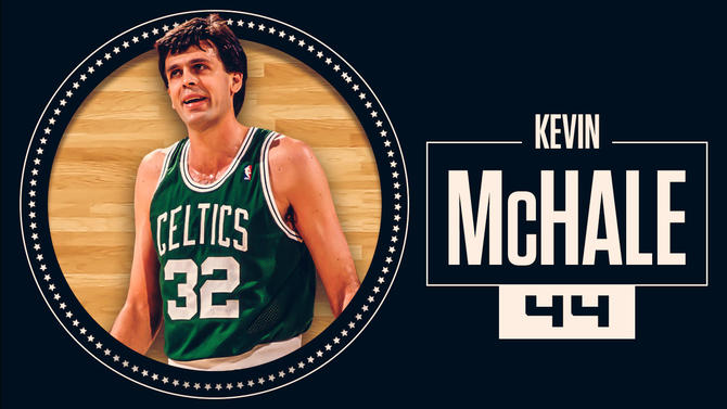 CBS Sports' 50 greatest NBA players of all time: 20 Year Update Mchale