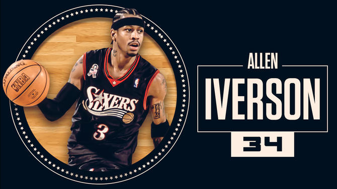 CBS Sports' 50 greatest NBA players of all time: 20 Year Update Iverson