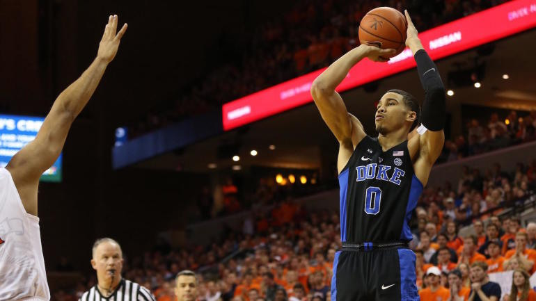 If Jayson Tatum keeps looking this good, he could shoot ...