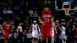 AD hits clutch shot to beat Grizzlies