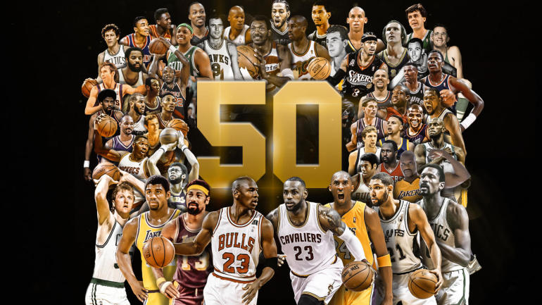 CBS Sports  50 greatest NBA players of all time  Where do LeBron ... d76d17c7a