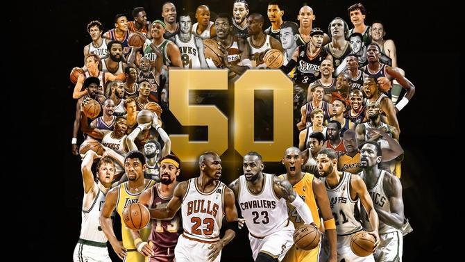 【譯文】美國媒體重排50大巨星:詹皇僅次於籃球之神 Kobe進入前十