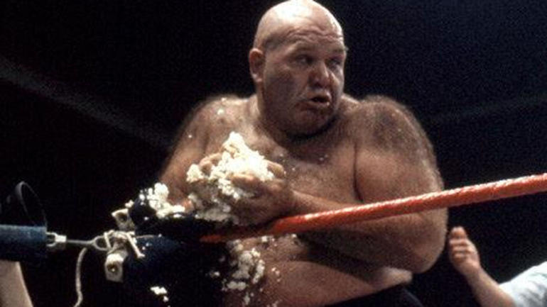 George 'The Animal' Steele, a WWE legend and Hall of Famer, dies at 79