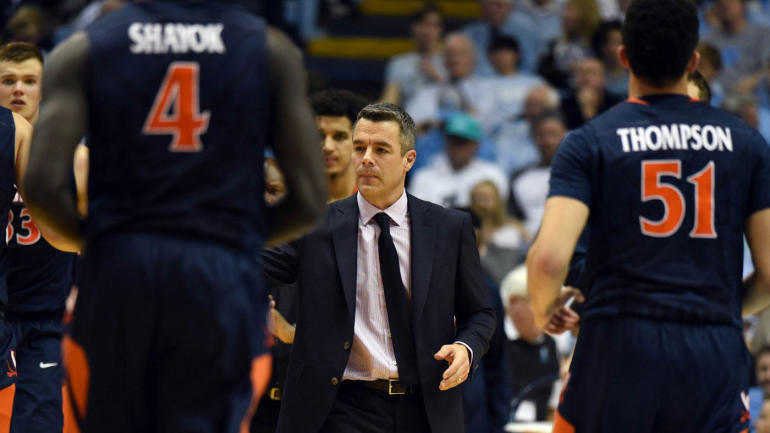 College basketball rankings: Virginia, Florida State fall in Top 25 (and 1)