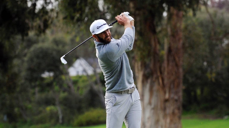 Golf's new world No. 1, Dustin Johnson's career defined by consistency