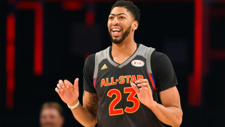 Anthony Davis wins NBA All-Star Game MVP, scores record 52 ...