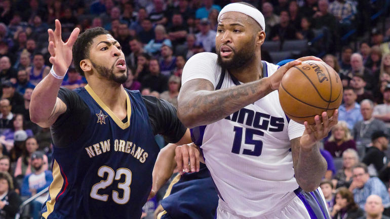 8be0ebcc6 Kings ship DeMarcus Cousins to the Pelicans  Grade the Trade - CBSSports.com