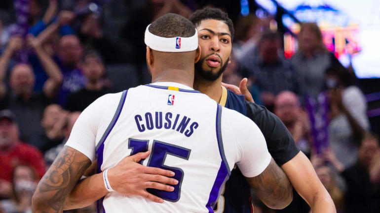 Instant Fantasy Basketball reaction: Kings, Pelicans shake up Fantasy world with DeMarcus Cousins trade
