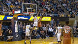 Watch: Jarrett Allen throws down the most ferocious dunk you'll see this year