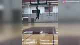This Isaiah Thomas windmill dunk will make you forget he's only 5-foot-9