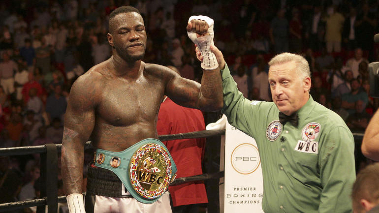 Deontay Wilder gets new opponent for return to boxing in November - CBSSports.com