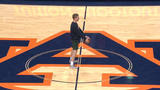 Auburn student Ben Bode hits granny shot from halfcourt for free tuition