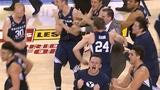 WATCH: BYU shocks No. 1 Gonzaga, handing the Bulldogs their first loss