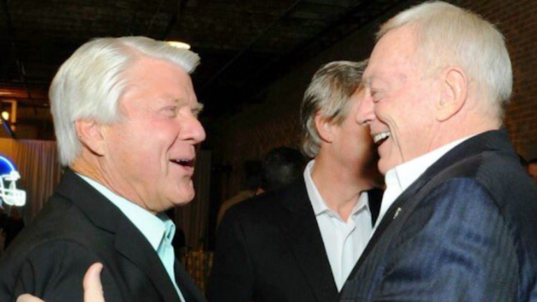 Cowboys owner Jerry Jones' ugly feud with Jimmy Johnson ...