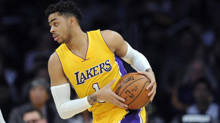 Lakers had a potential $100 million offer to D'Angelo Russell on the table in free agency, per report