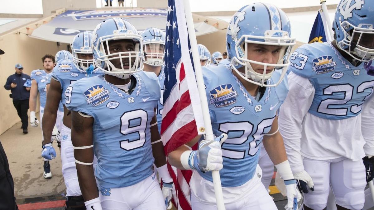 North Carolina suspends 13 football players for selling ... North Carolina Football Score