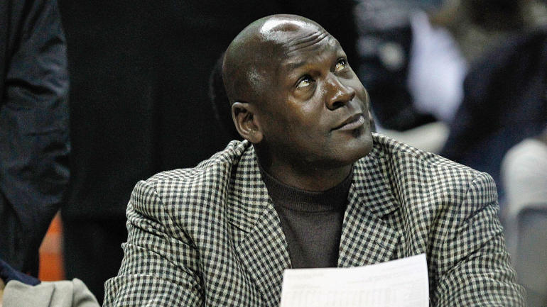 Michael Jordan Said The Ceiling Is The Roof For Unc