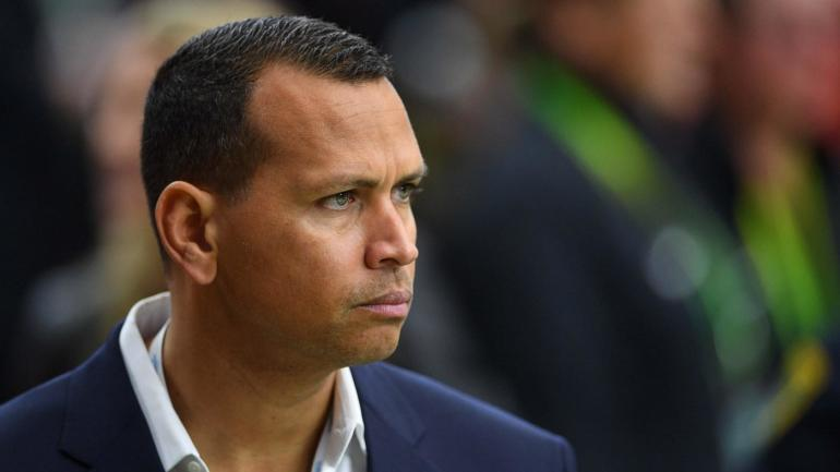 Alex Rodriguez has officially gotten into MLB broadcasting full-time