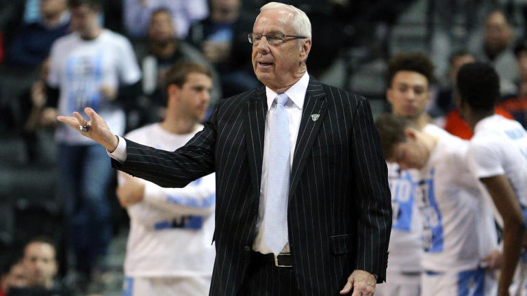 ACC Tournament: Roy Williams says Donald Trump 'tweets more bulls-- than anybody'