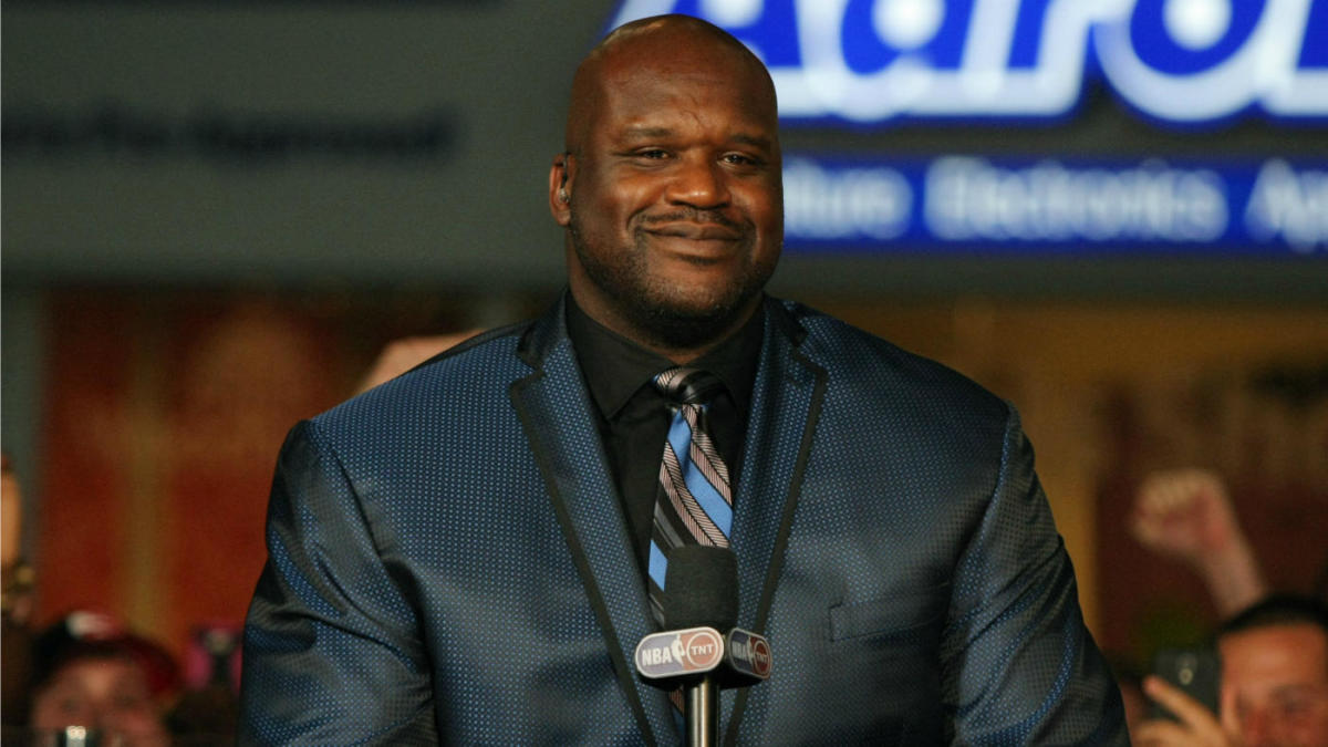 Shaquille O'Neal owes Warriors coach Steve Kerr a very gross favor thanks to an old bet
